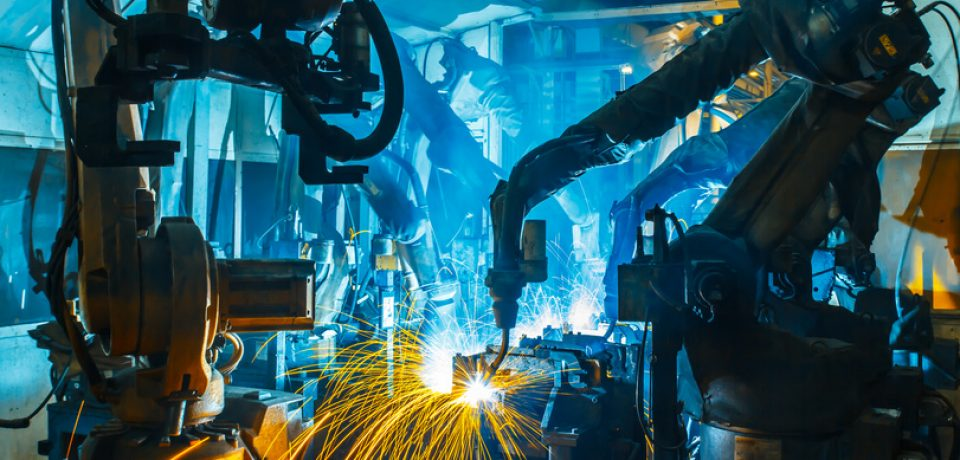 Przemysł 4.0 i ekonomia produkcji